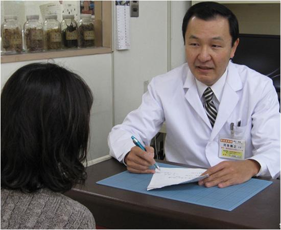 河合薬局の漢方 免疫相談をご希望の方へ